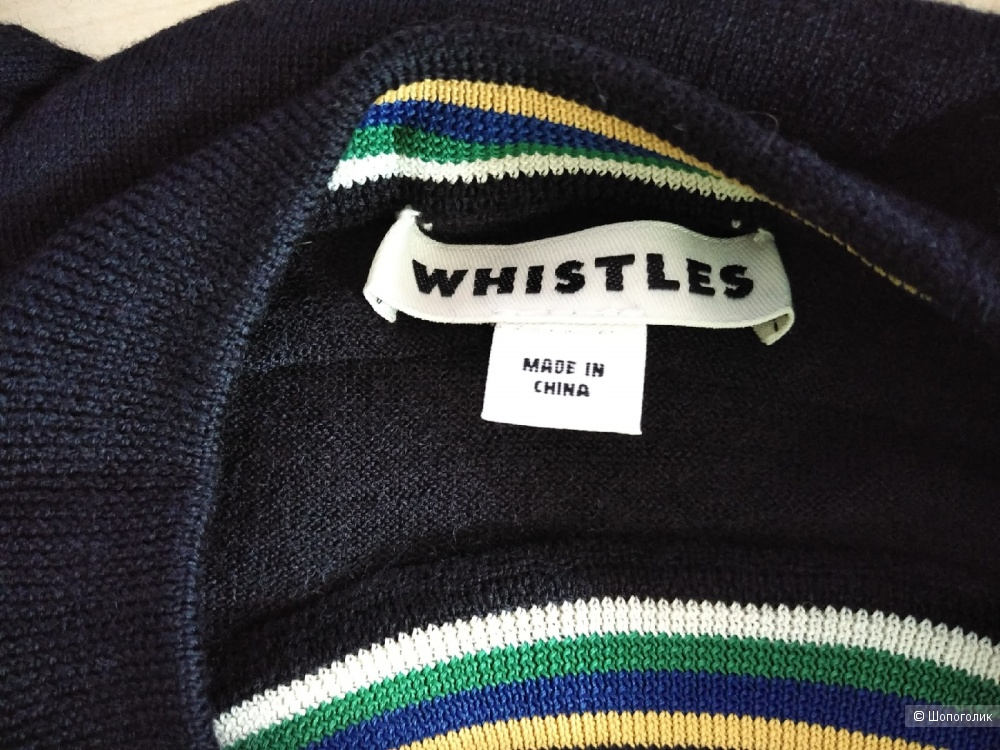 Джемпер из шерсти Whistles. Размер: UK 6, EU 34 (на 40-42).