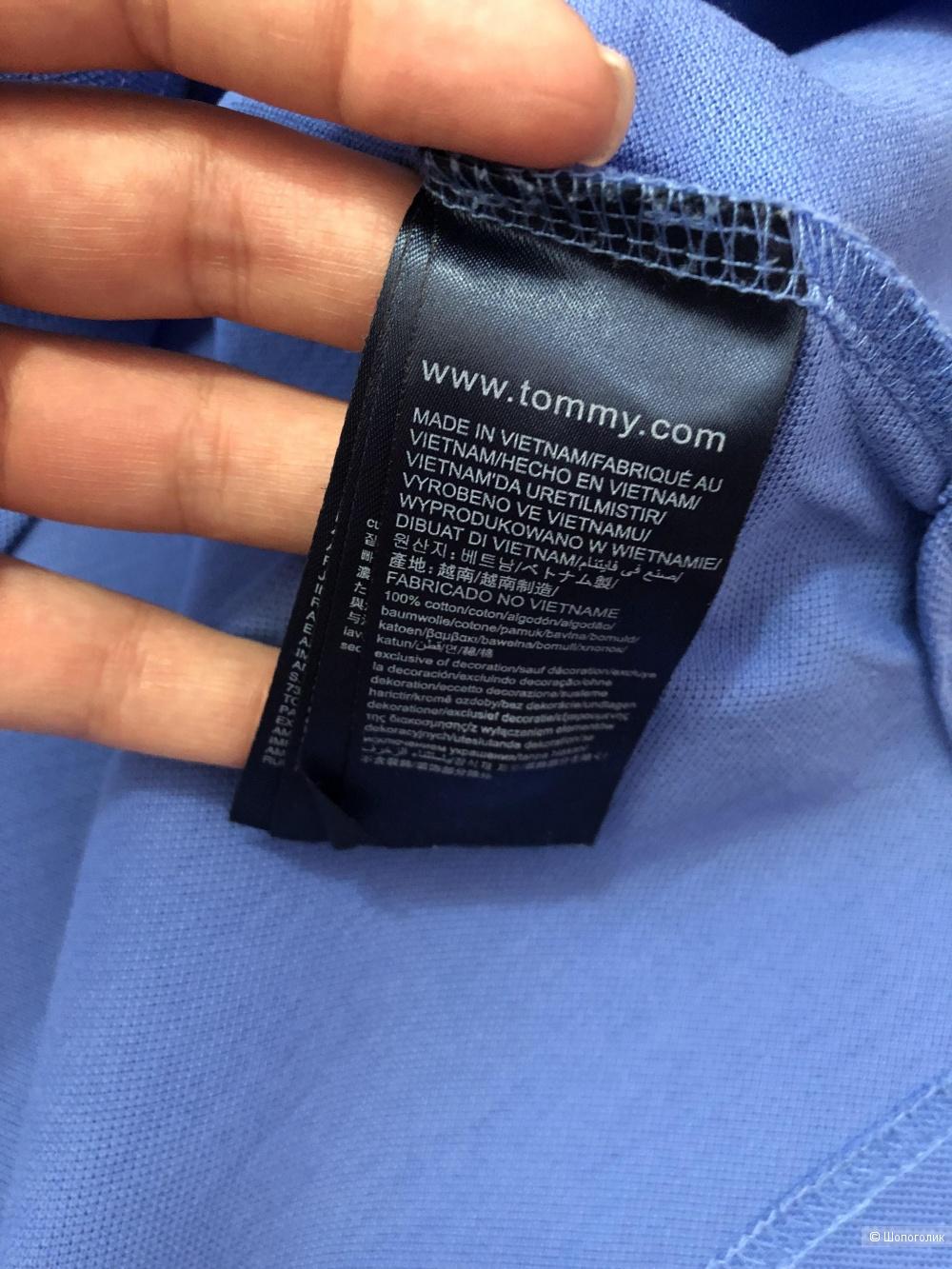 Поло  Tommy Hilfiger XL
