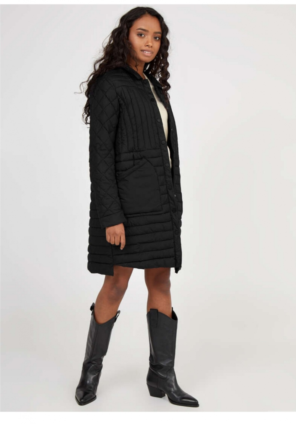 Пальто-пуховик TomFarr,  размер 46-50