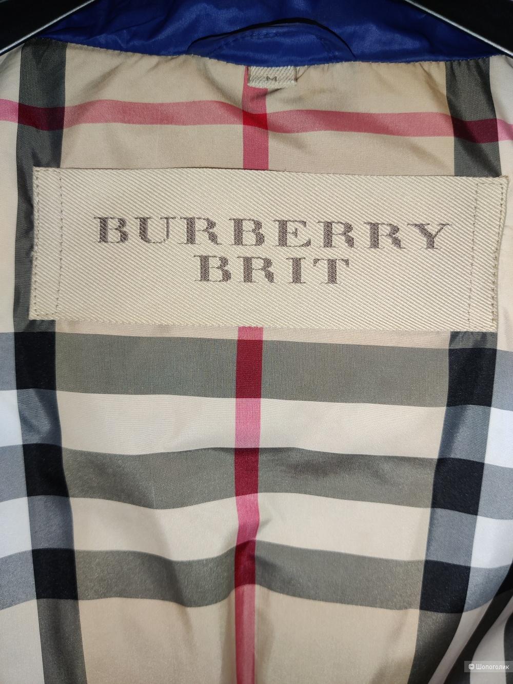 Пуховик Burberry Brit размер m