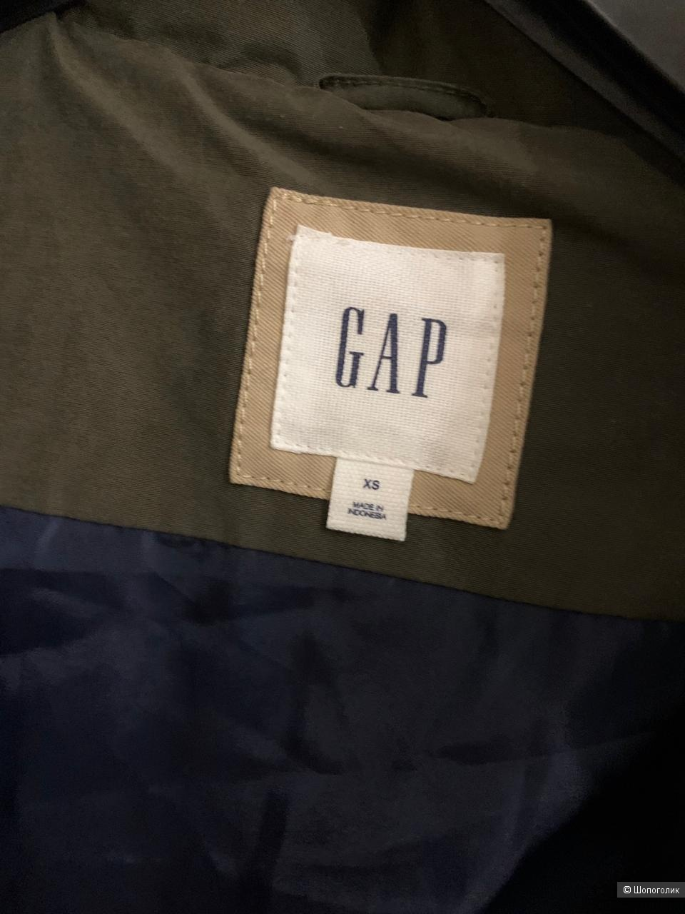 Gap пуховик s