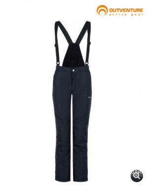 Утепленные брюки на лямках Outventure 164 см