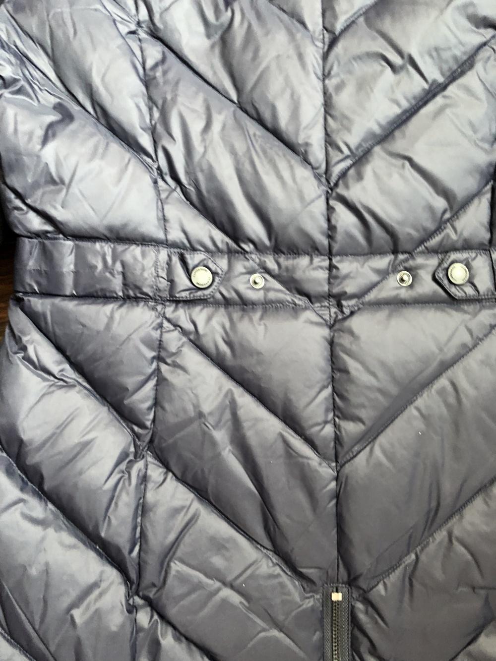 Пуховик пальто J.Lindeberg 48 рос