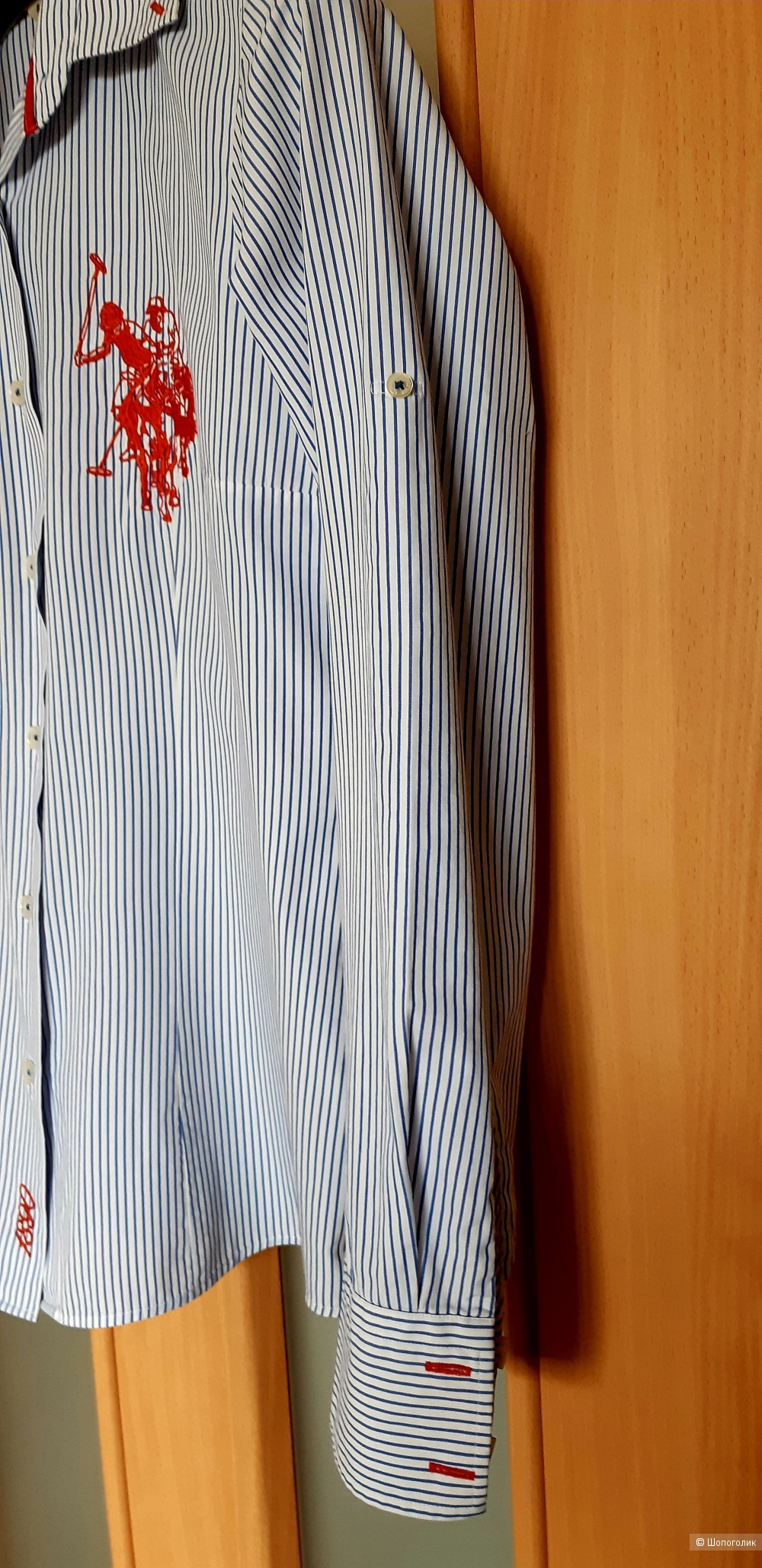 Рубашка U.S.POLO ASSN. S,M