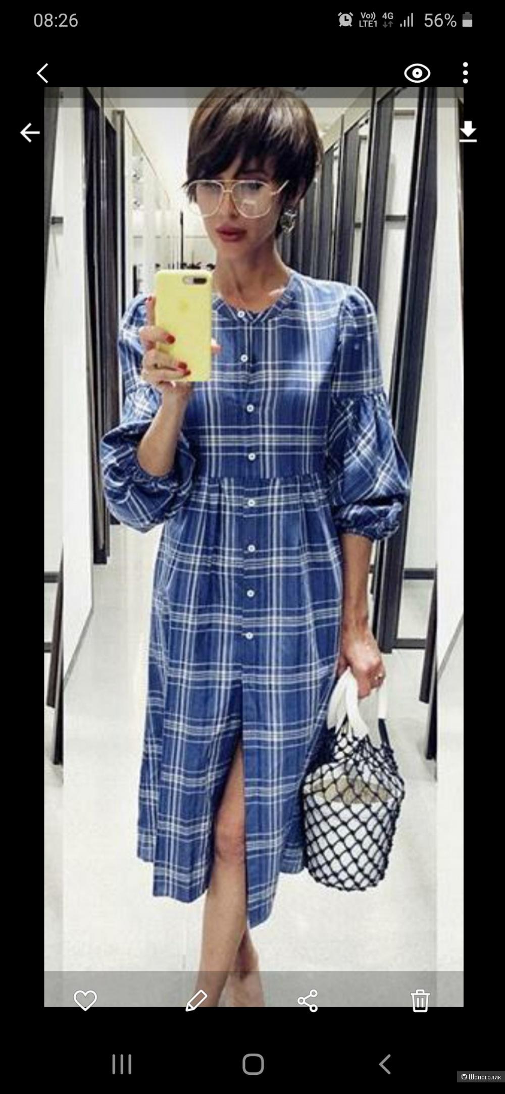 Платье Zara, M
