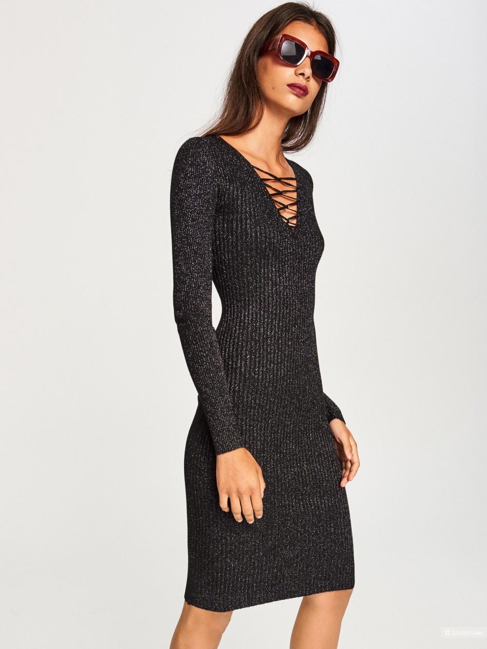 Reserved миди платье р.44-46-48