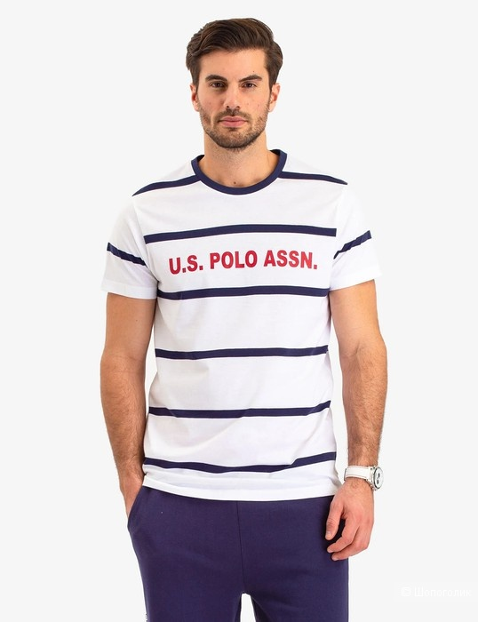 Футболка US Polo assn размер S