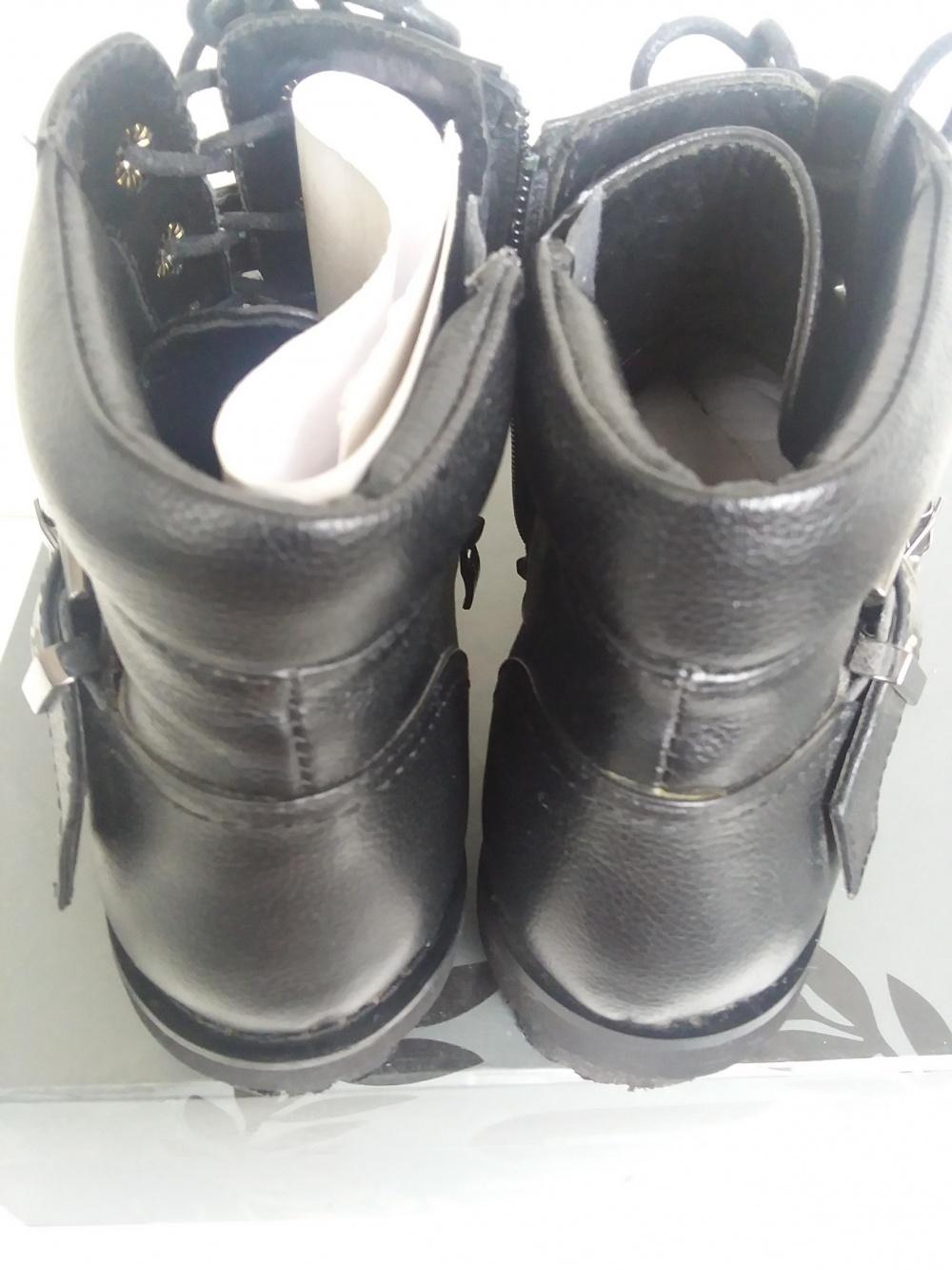 Женские ботинки MASSIMO SANTINI 38 размер