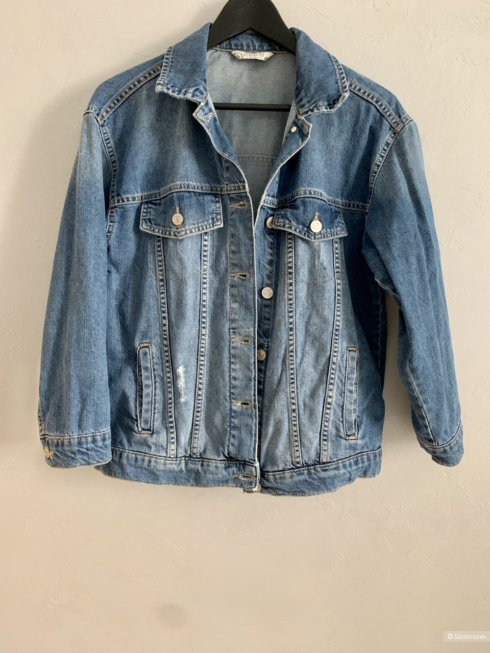 Джинсовая куртка LC Waikiki 42-44