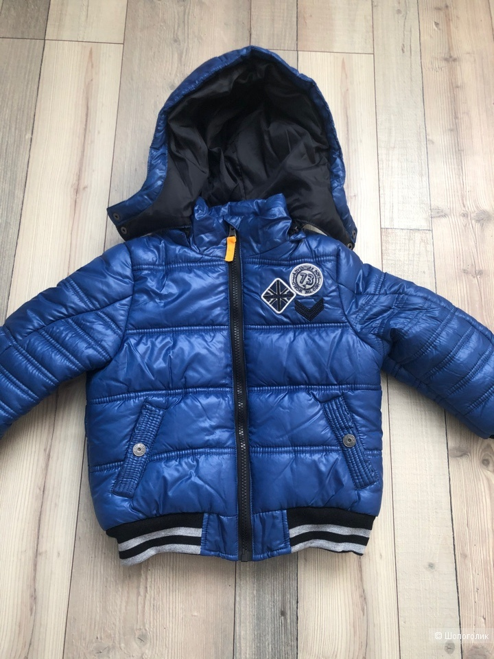 Куртка демисезонная для мальчика 3pommes, 4-5 лет