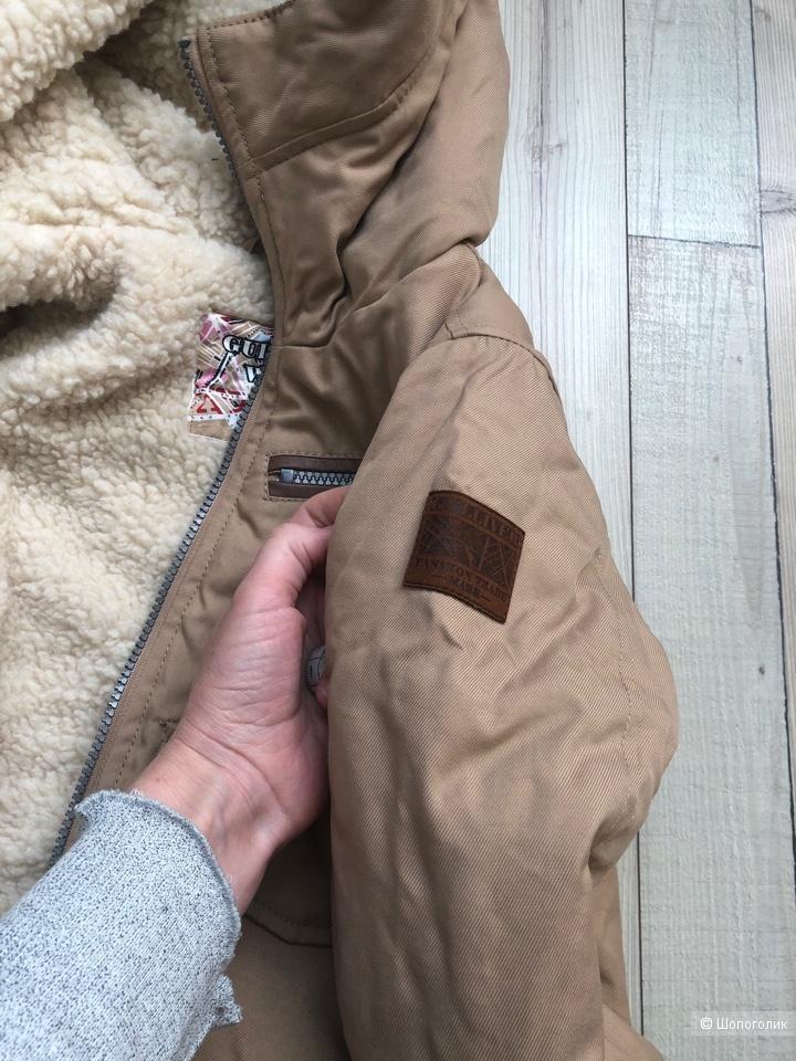 Утепленная куртка Gulliver, размер 122