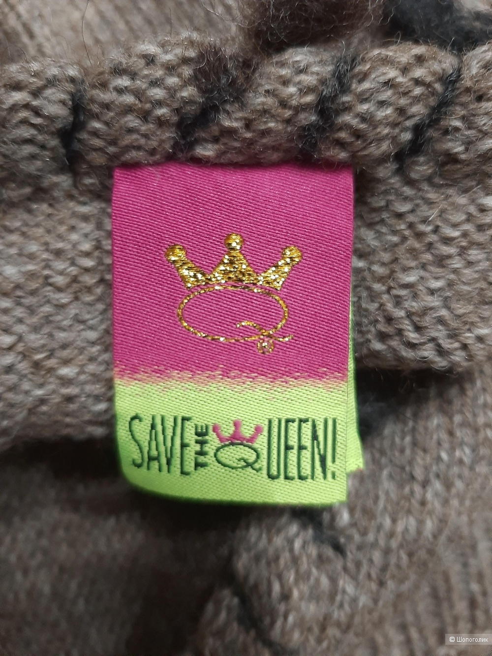 Платье Save the Queen, размер М