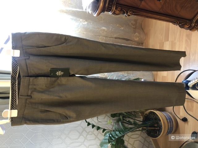 Шерстяные брюки eleventy 42it