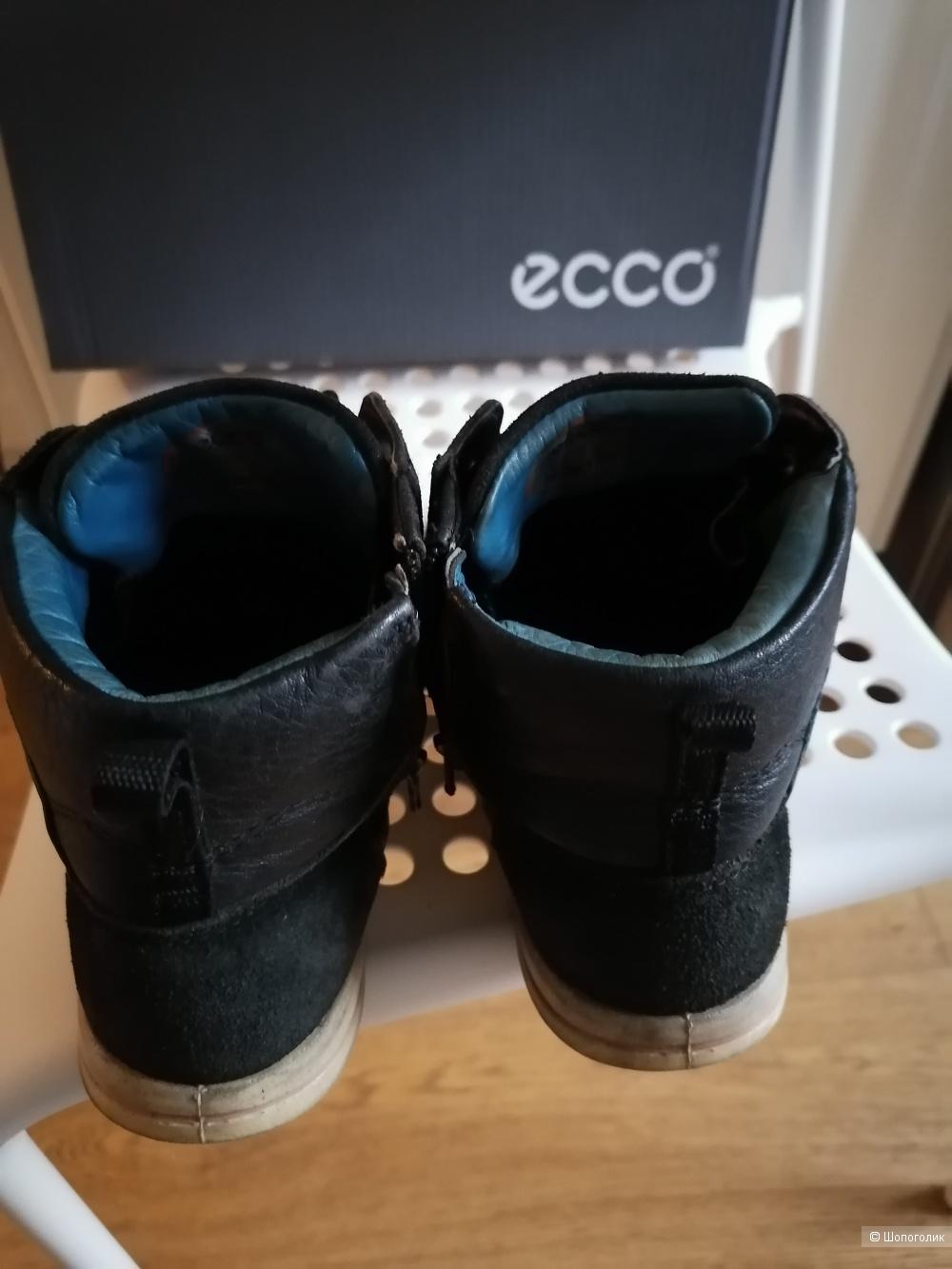 Кеды для мальчика экко, 35 размер
