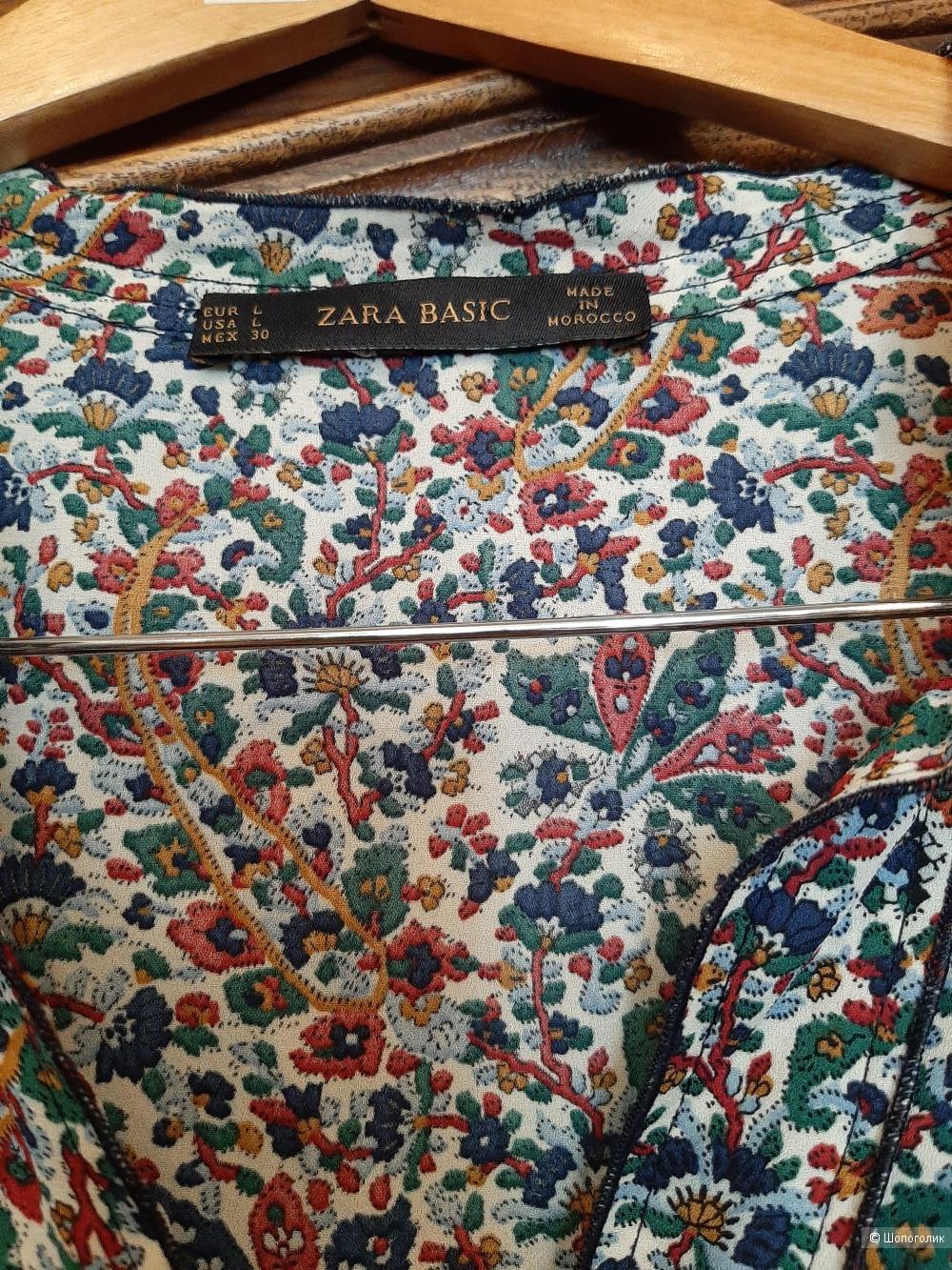 Блузка Zara р.46-48