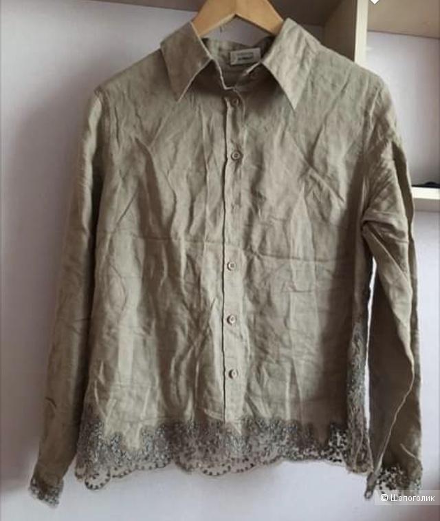 Рубашка Steffen Schraut размер 44-46