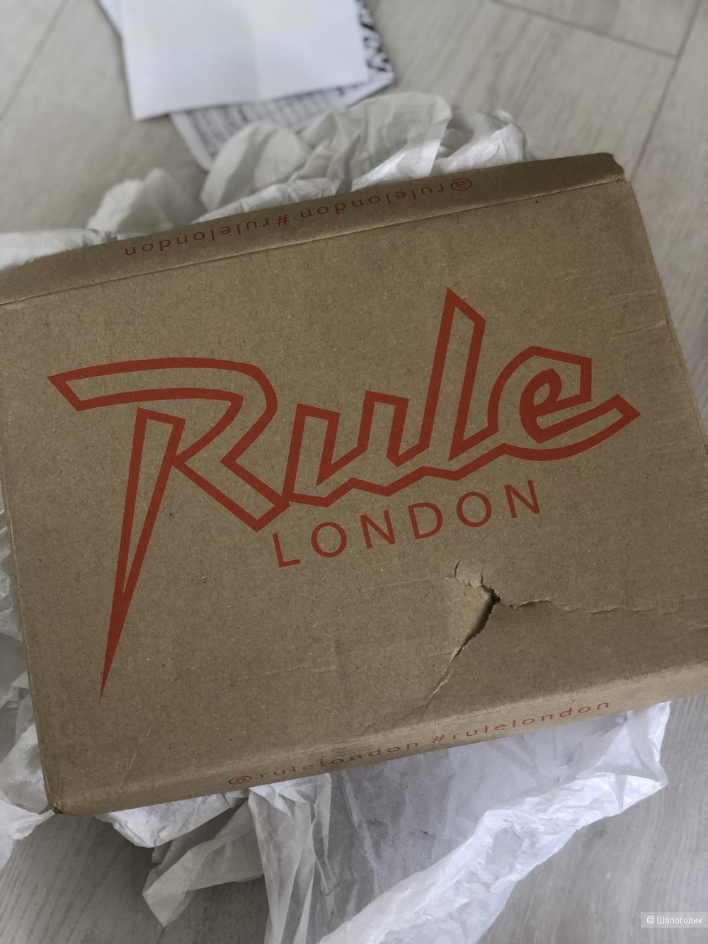 Ботинки Rule London 41р