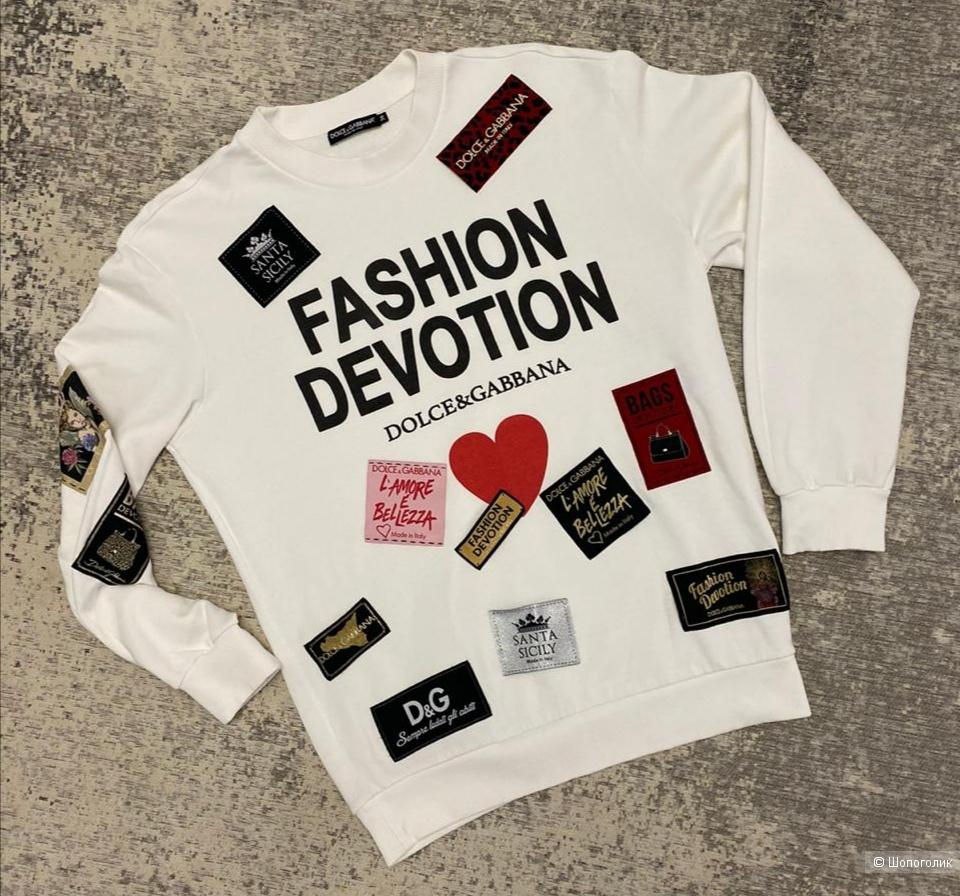 Свитшот Dolce&Gabbana, L