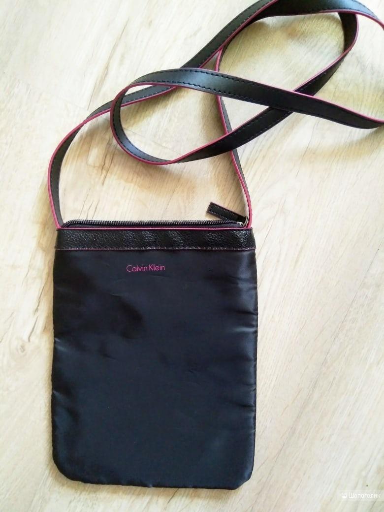 Нейлоновая сумка Calvin Klein
