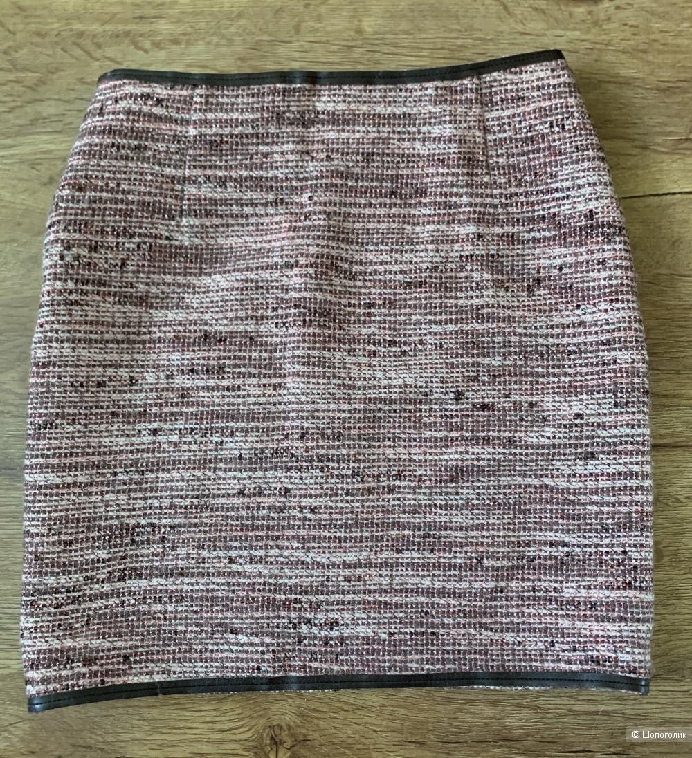 Шерстяная юбка Escada 34р