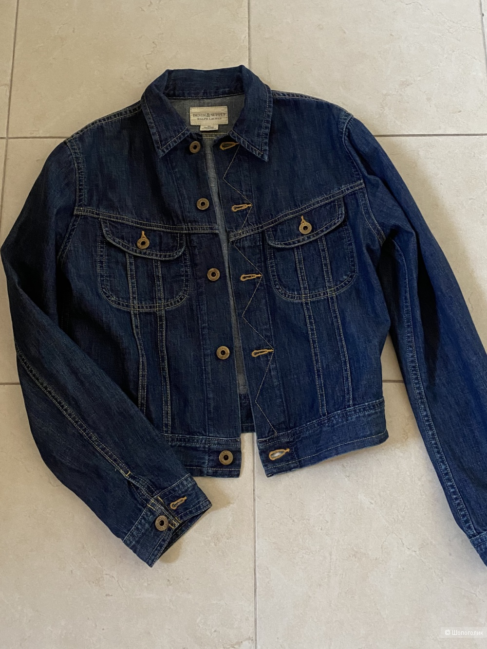 Куртка джинсовая Ralph Lauren, S (XS).