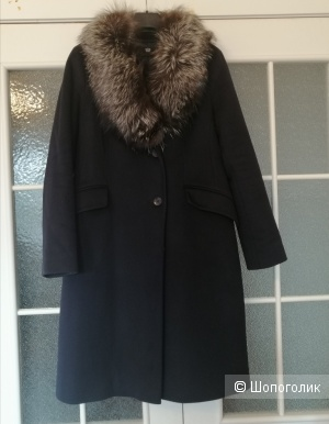Зимнее пальто, размер 48