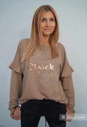 Свитшот блуза MIGALOO, oversize