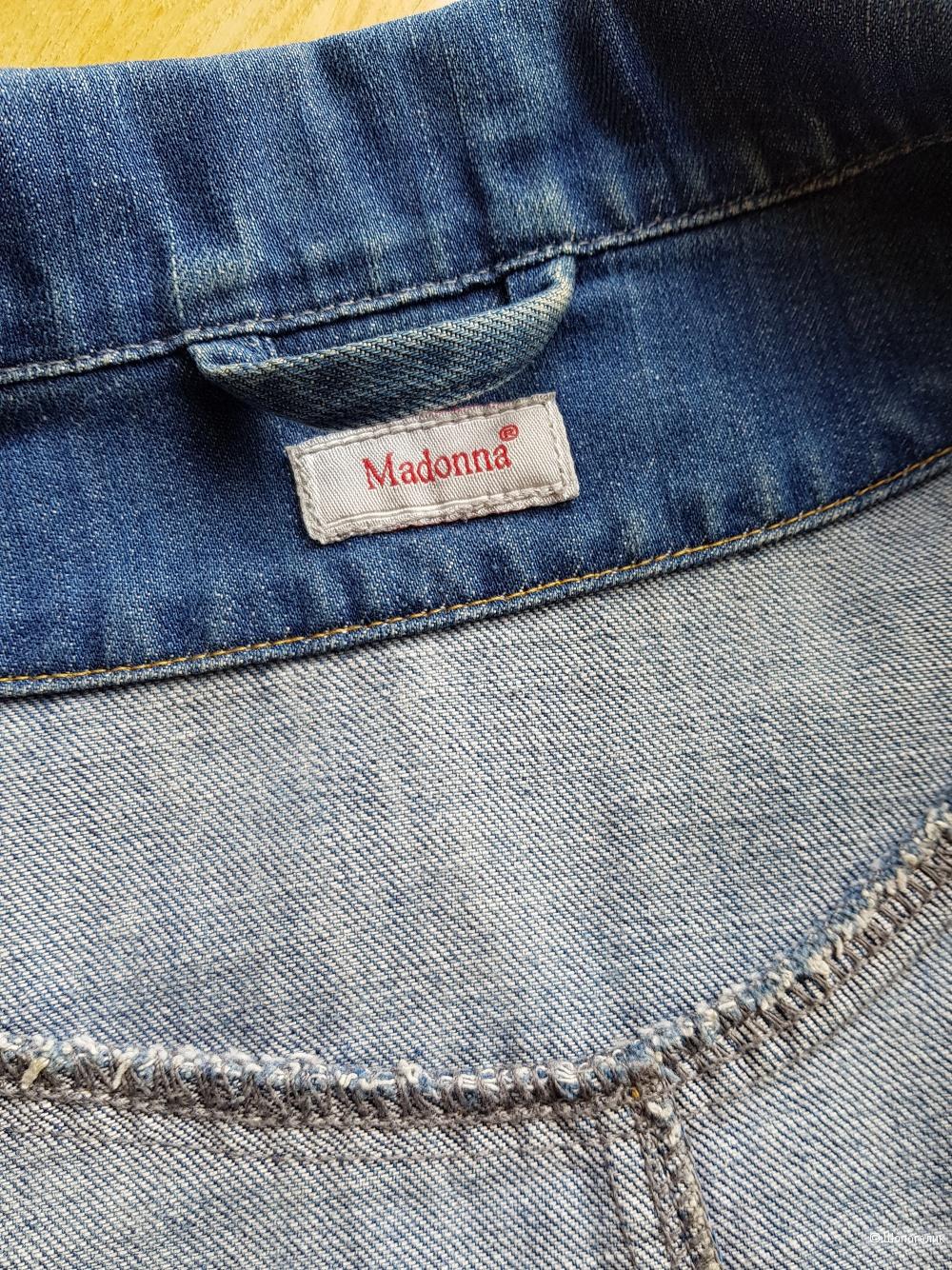Джинсовый жакет Madonna S размер