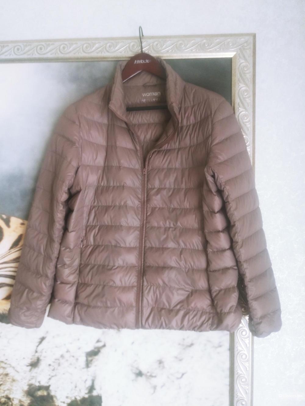 "Пуховик ""Tchibo certified merchandise"", размер XL"