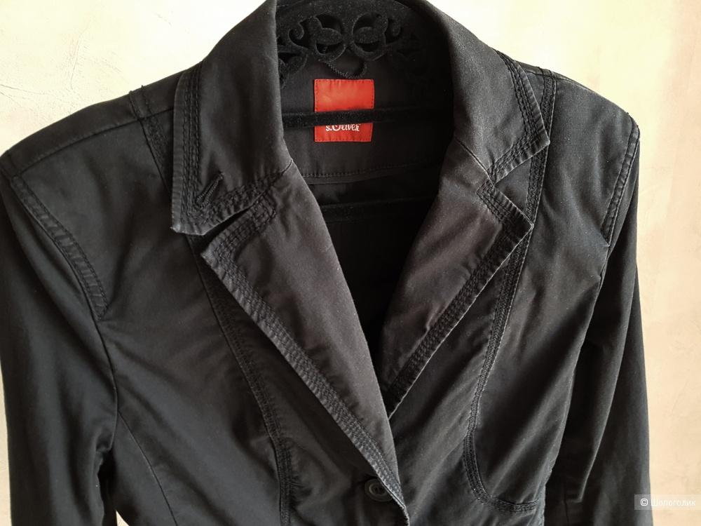 Пиджак s'Oliver S размер D34 UK8