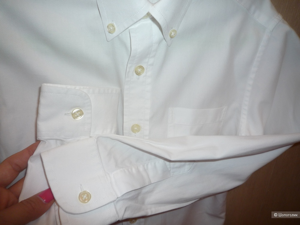 Сет из 3-х рубашек известных фирм: Armani, Junior Republic,Hickey 128-134 cm