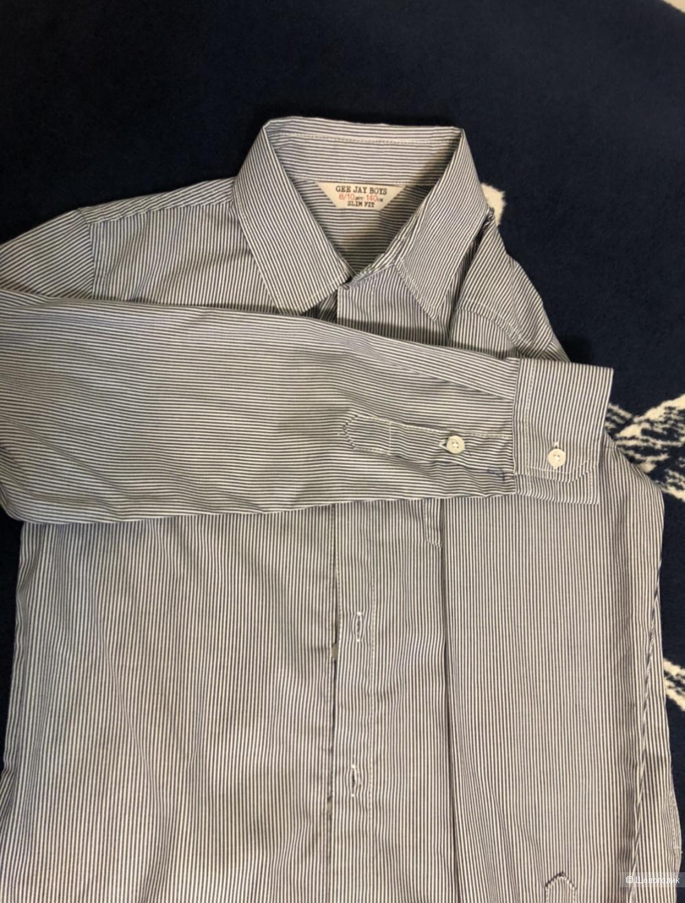 Рубашка на мальчика р. 140 см