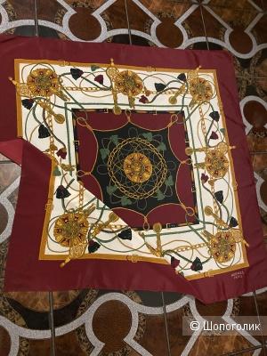 Платок Hermes, размер 88/86 см