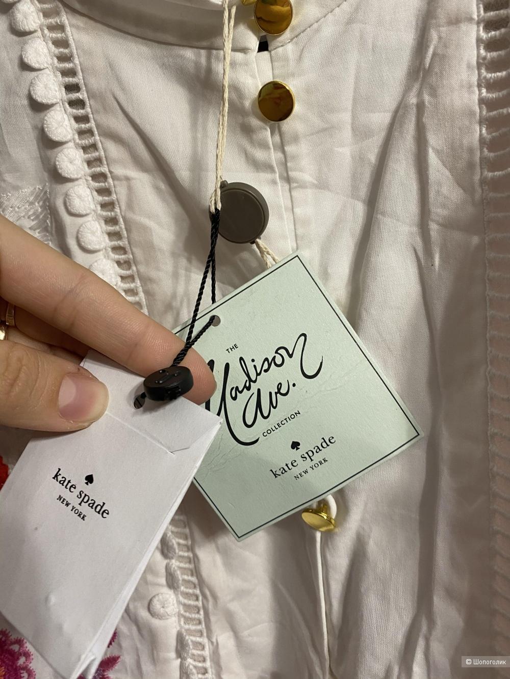 Блузка, Kate Spade for New York, XL