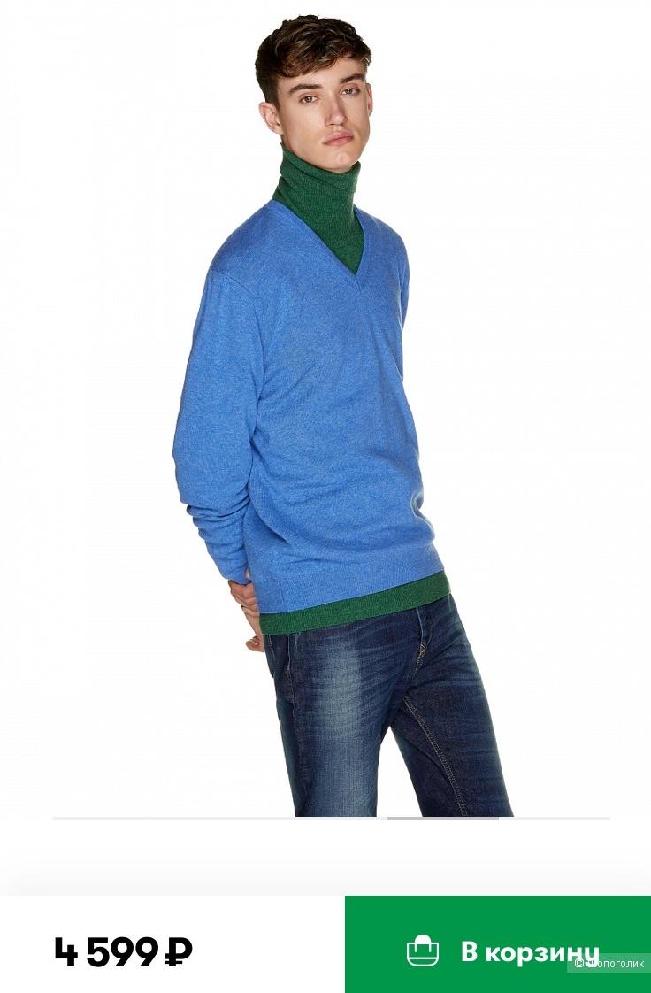 Benetton джемпер м