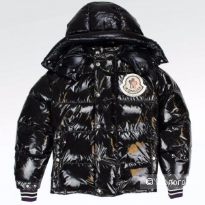 Пуховик куртка MONCLER palm angels, s-xl