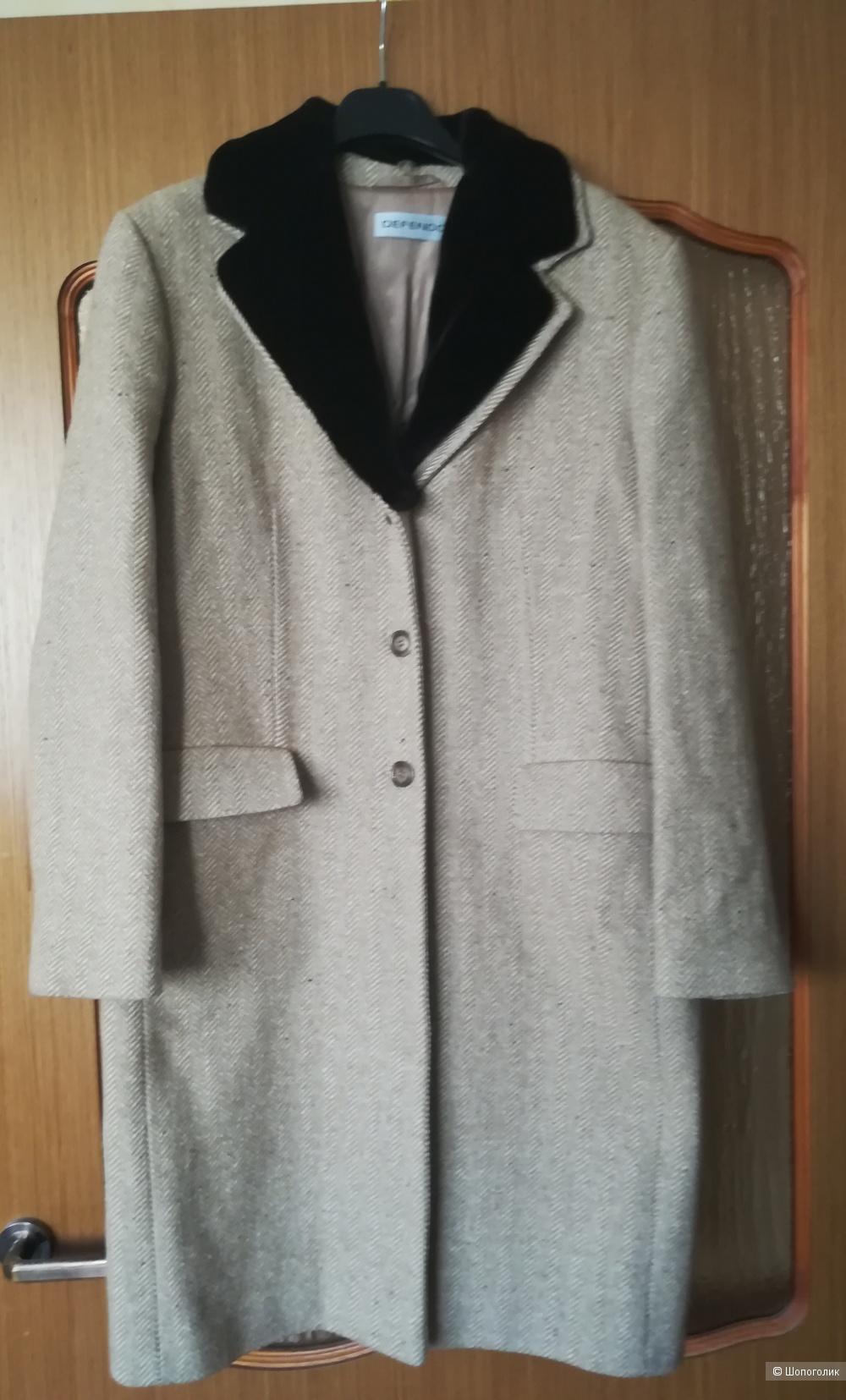 Пальто Defendo,L