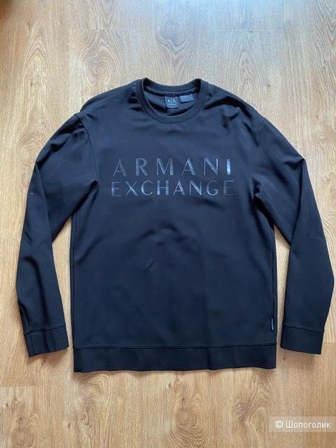 Свитшот ARMANI EXCHANGE, размер M
