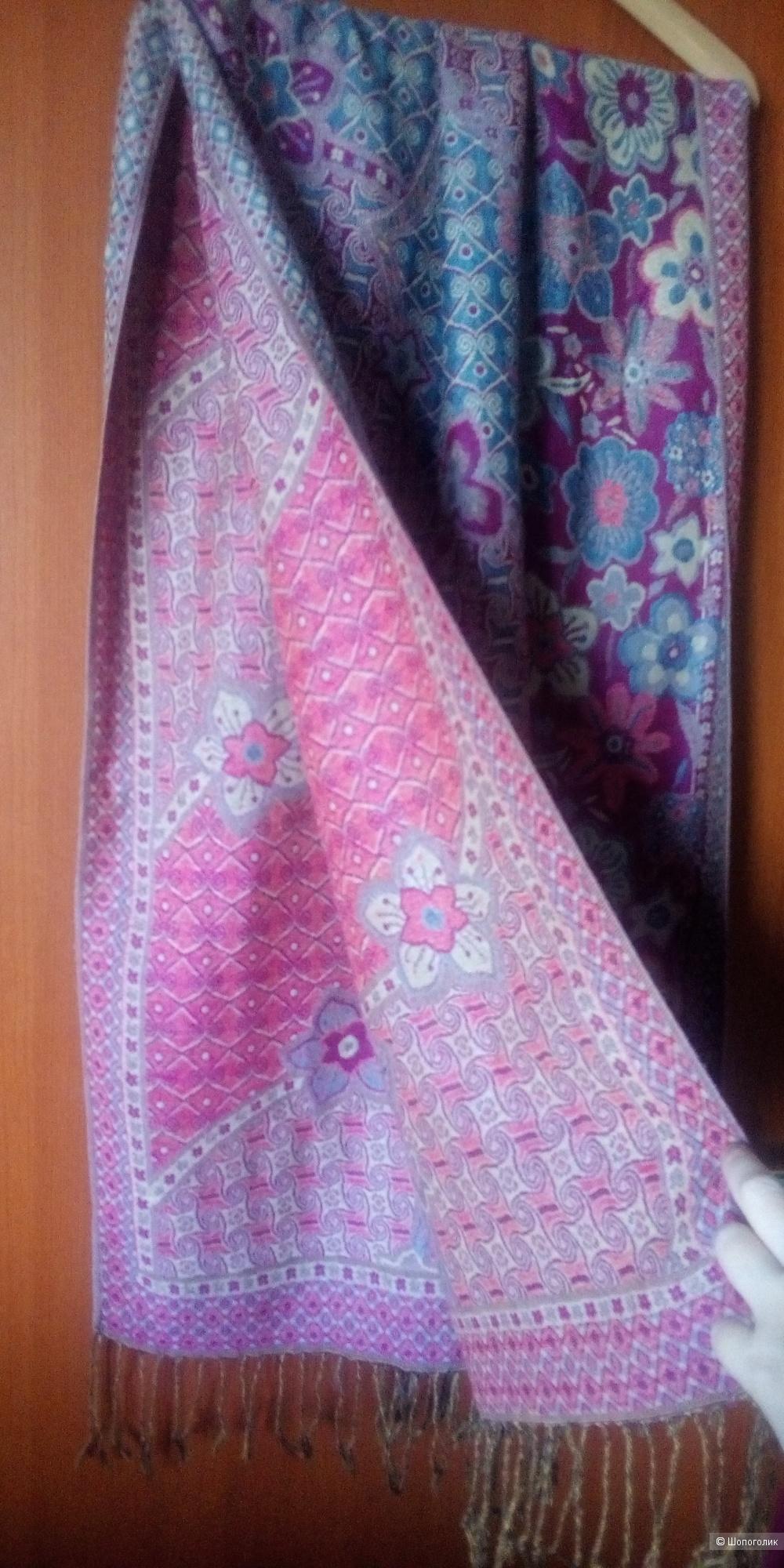 Пашмина палантин шарф