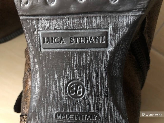 Полусапожки Luca Stefani,38