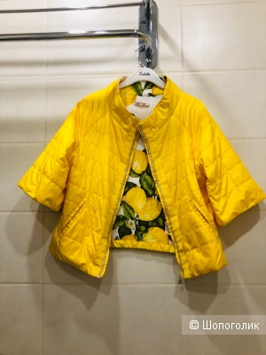 Куртка-жакет LAURA BIAGIOTTI DOLLS.Размер 11/12Y.