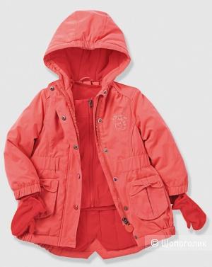 Куртка Vertbaudet, 5 лет (108-110 см)