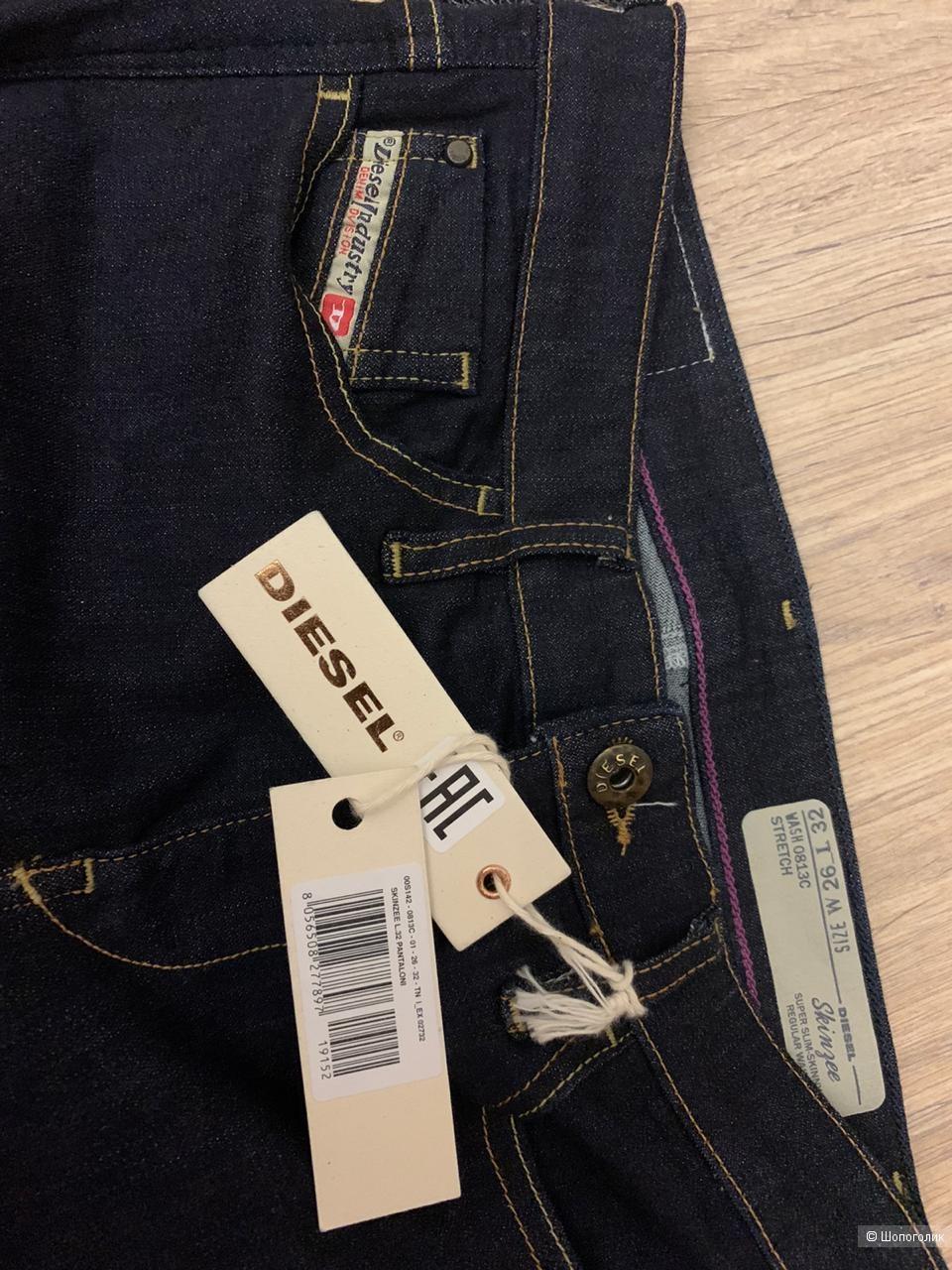 Diesel джинсы 42