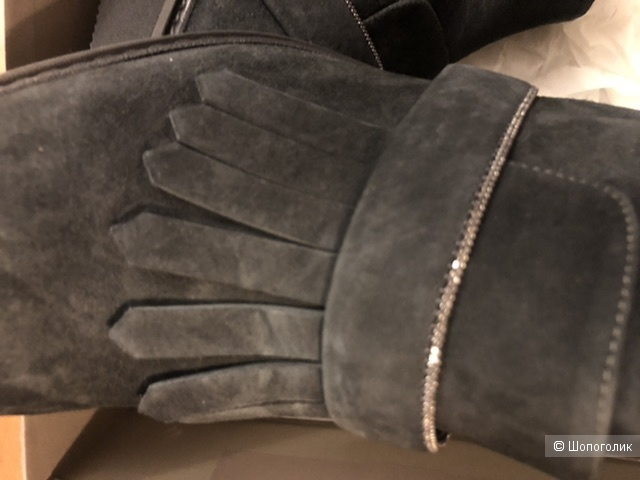 Ботинки fabiana Filippi 41 (маломерят на 40)