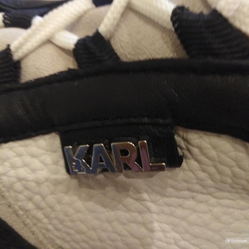 Кроссовки Karl Lagerfeld 37,5 - 38