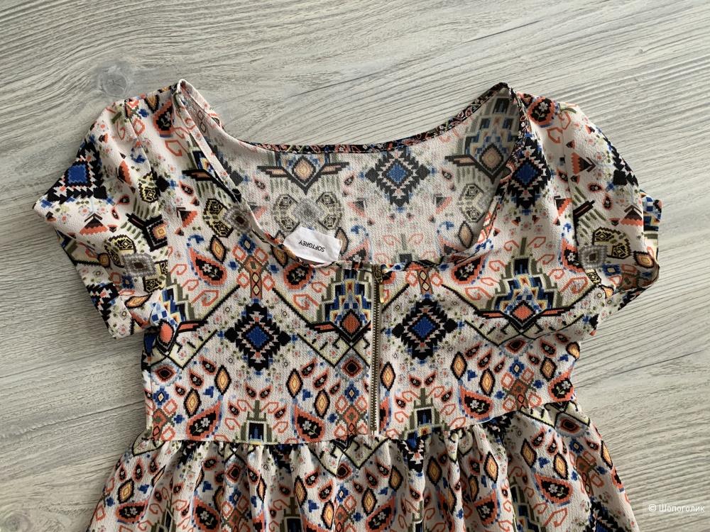 Платье летнее Soft Grey, р.40