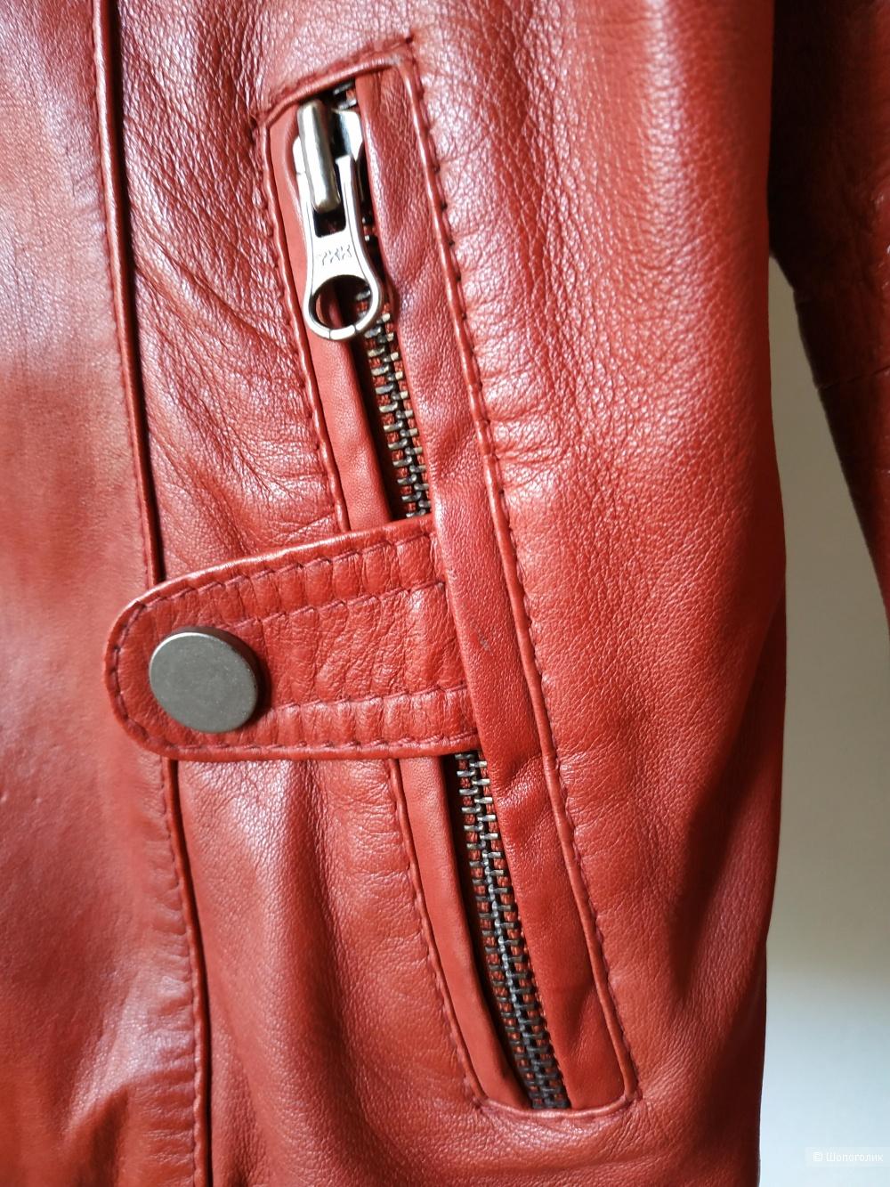 Кожаная куртка Max&Mary, S/M