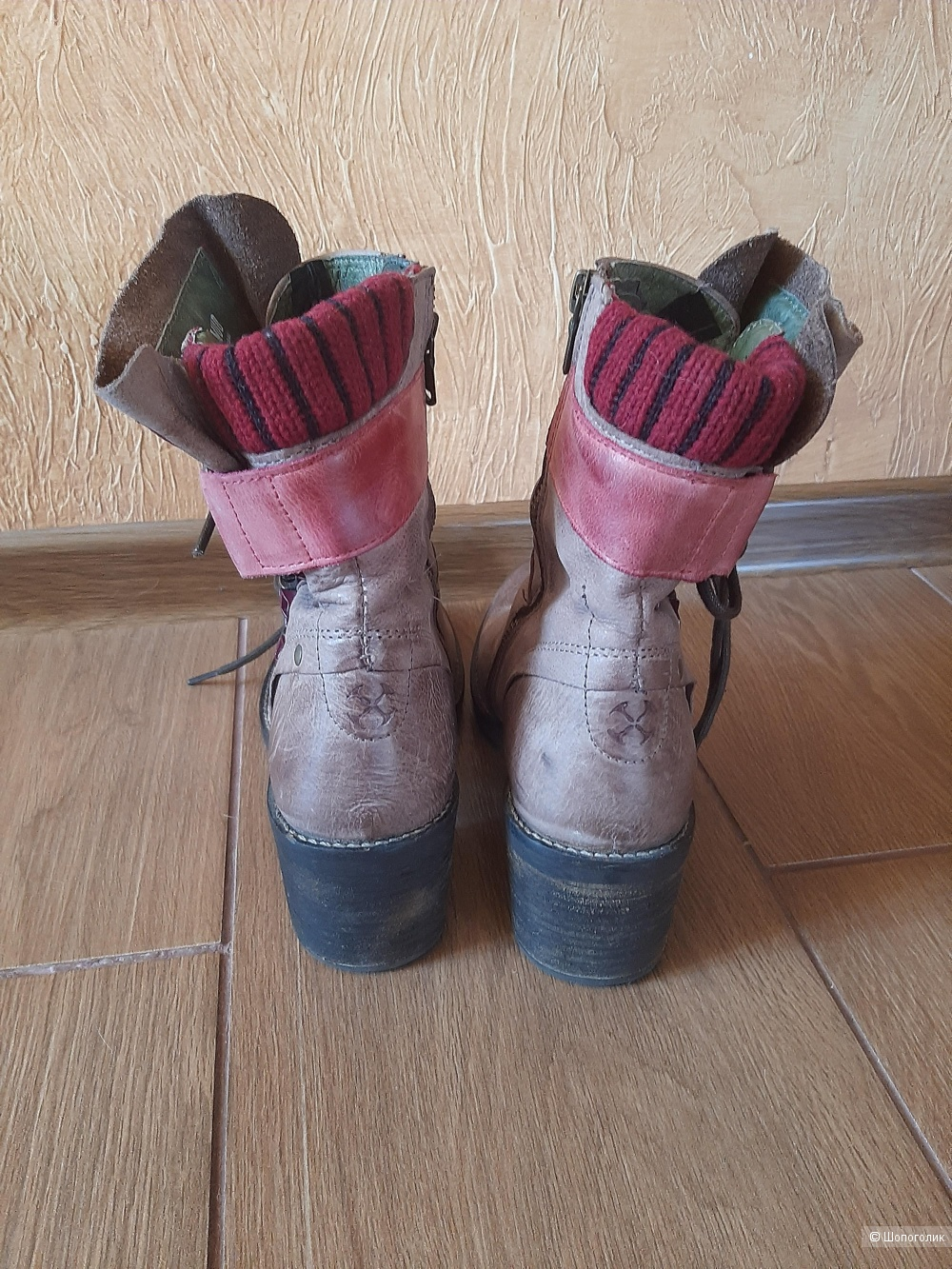 Ботинки Goldmud, размер 37