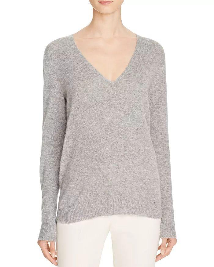 Кашемировый пуловер no name, размер s