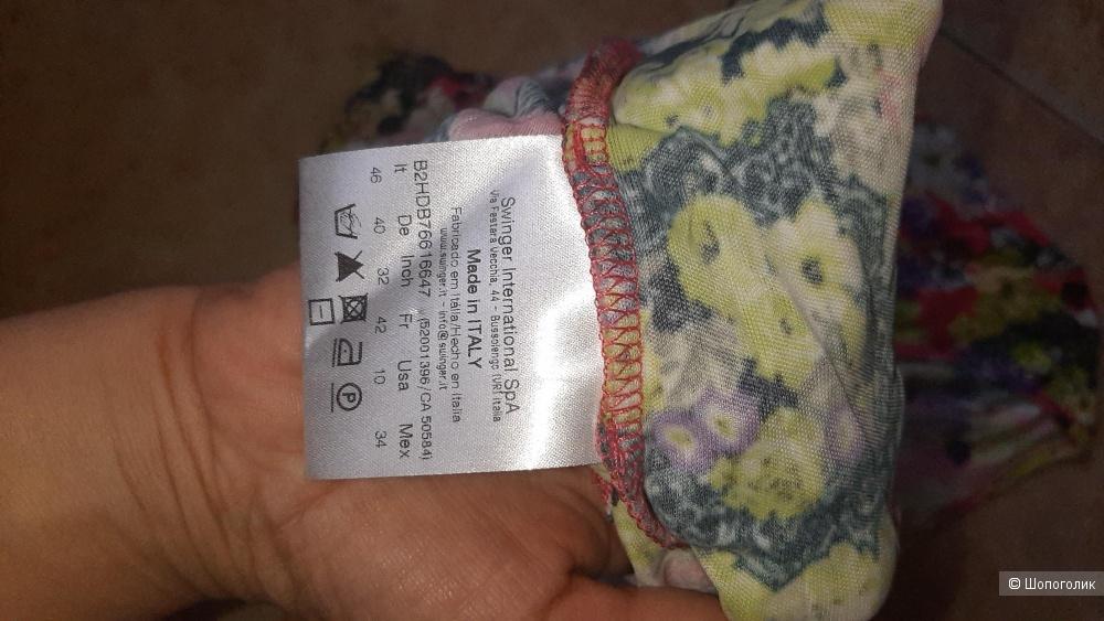 Кофточка Versace с коротким рукавом 44 размер